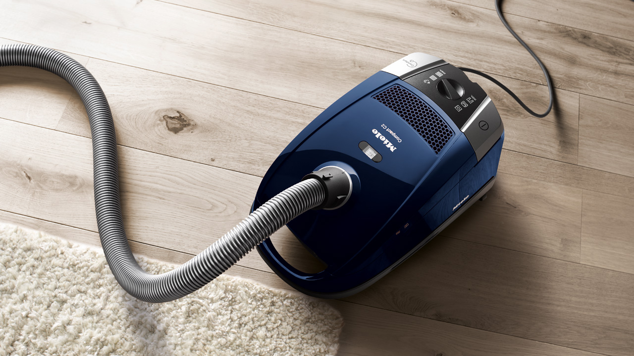 Miele Compact C2 Elctro + canister vacuum cleaner