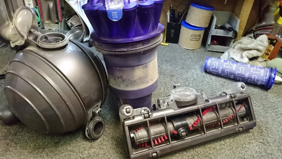 Dyson Animal Upright Vacuum Repair