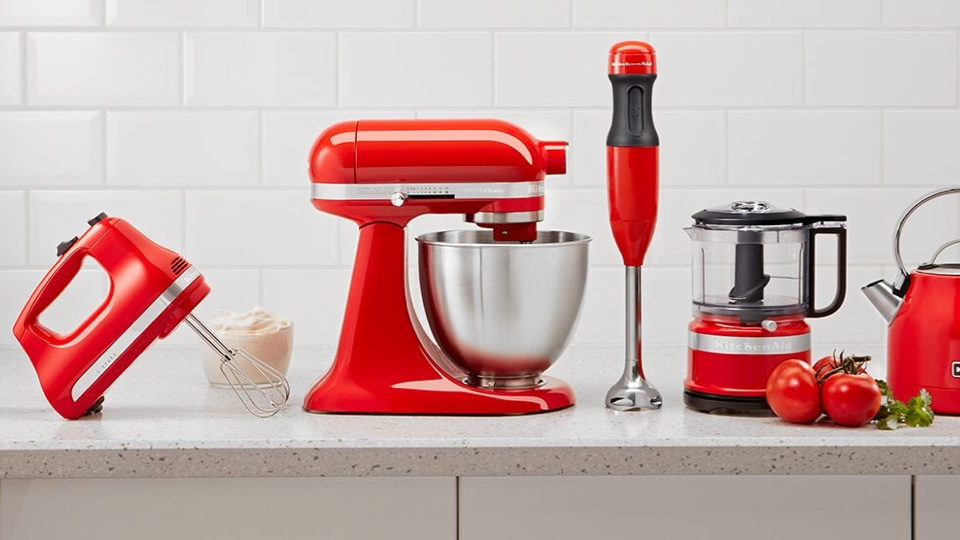 KitchenAid countertop small appliances