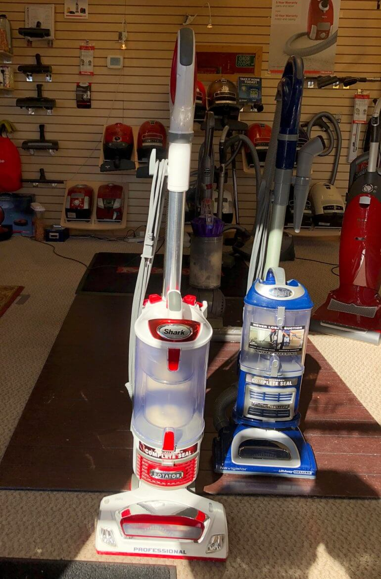 Shark vacuums. Shark vacuum cleaner repair, Shark vacuum sales, trade-ins welcome!