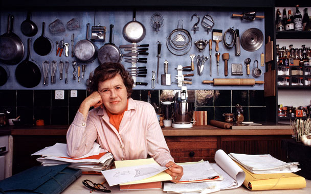 julia-child-in-her-kitchen