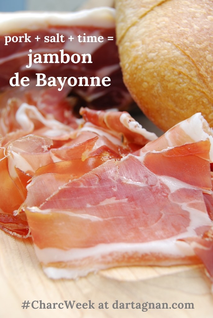 jambon de bayonne equation CharcWeek