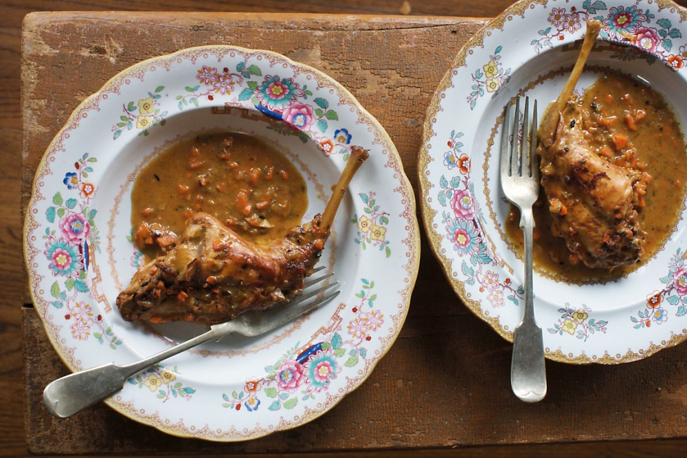braised-rabbit-in-hard-cider-recipe