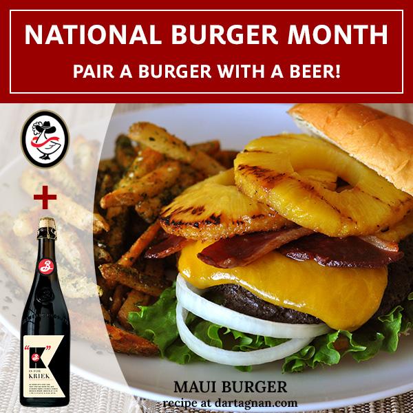 4 Maui-Burger