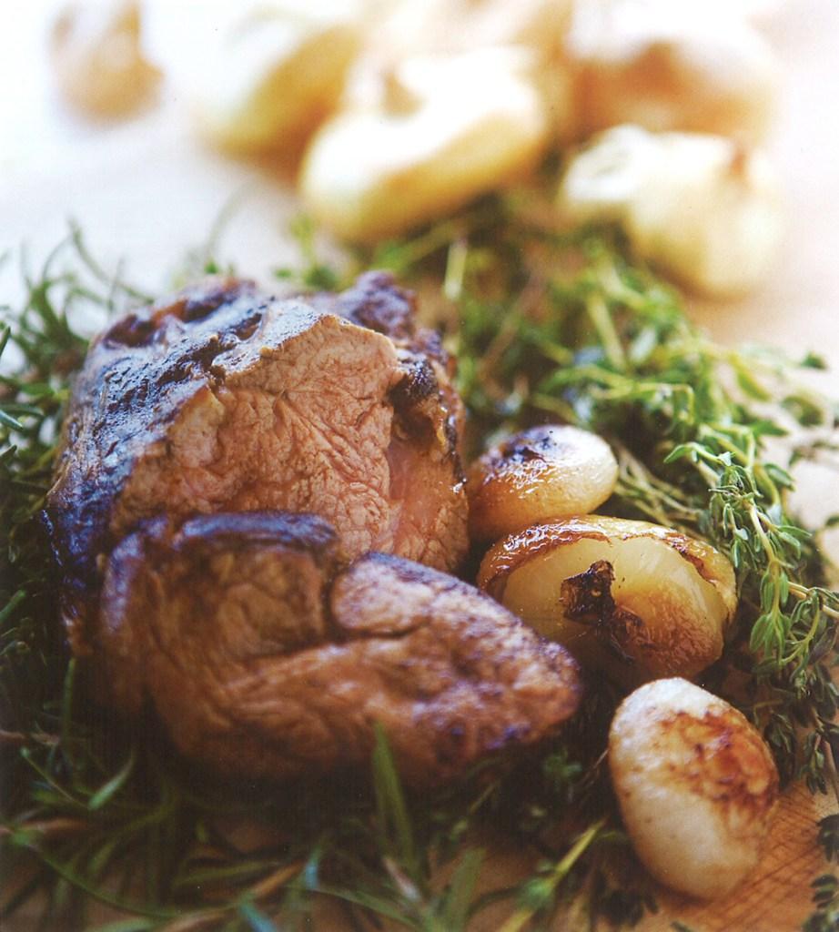 morel-mushroom-crusted-veal-tenderloin-recipe