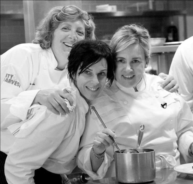WITK Lunch Ariane Daguin, Barbara Lynch, Helene Darroze