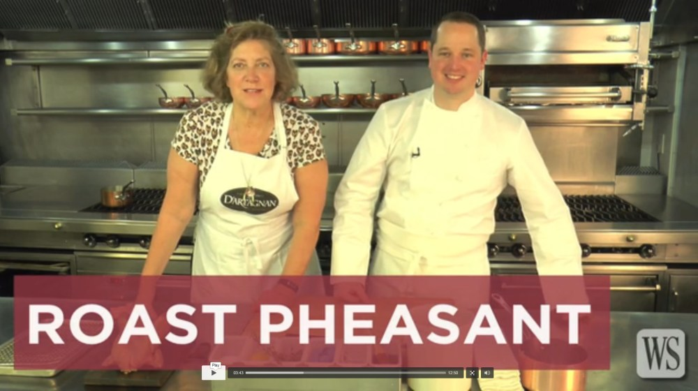 ariane-bryce-pheasant-video-ws
