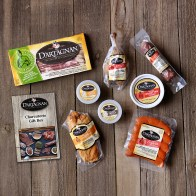 Deluxe Charcuterie Gift Box