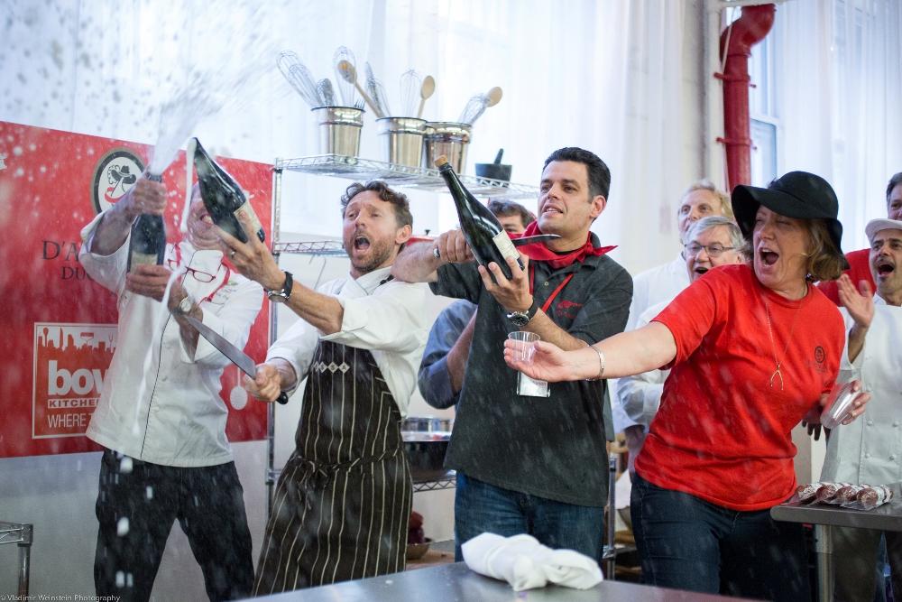 ariane-celebrates-with-chefs-at-the-dartagnan-duckathlon