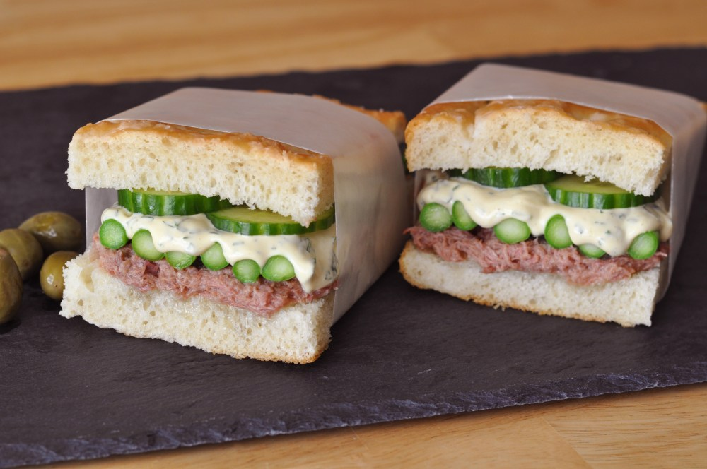 duck-rillettes-focaccia-sandwich-recipe