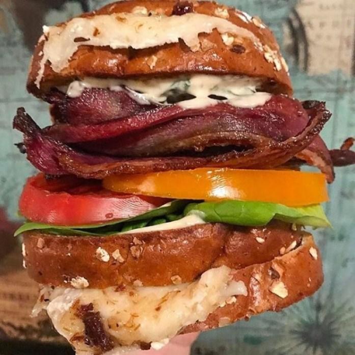 Duck Bacon BLT Instagram - Alison Gabrielsen
