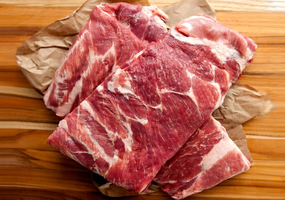 Berkshire Pork Baby Back Ribs