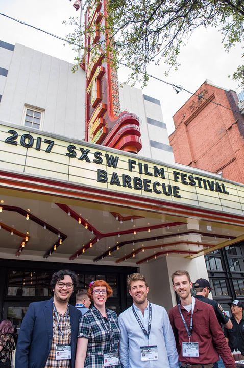 SXSW barbecue Filmmakers