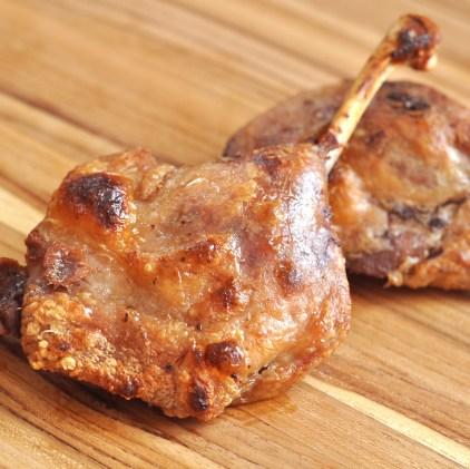 Duck leg confit PDP