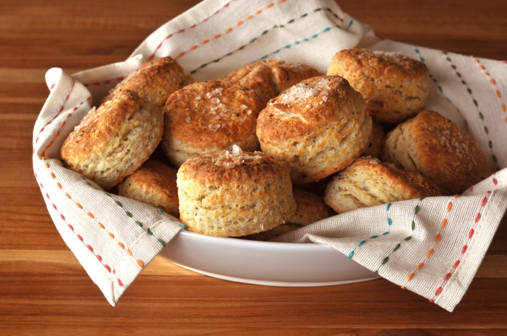Black Truffle Butter Biscuits 2