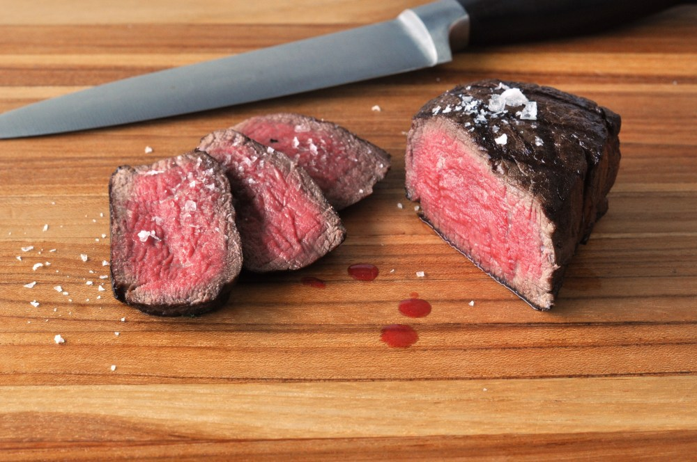 Wagyu Filet Mignon Grilled