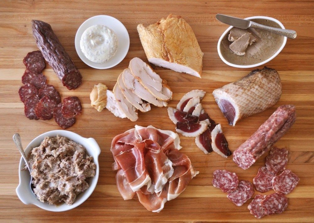 Charcuterie for 8 kit