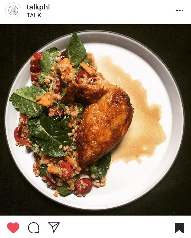 IG Talk Philly Chicken CROP