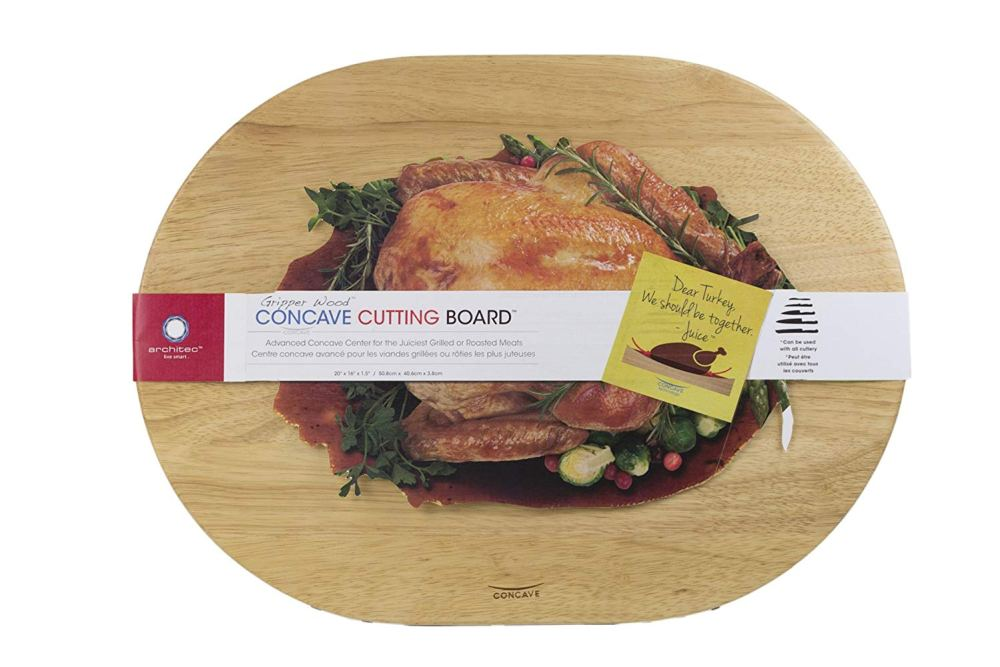Architec Concave Cutting Board