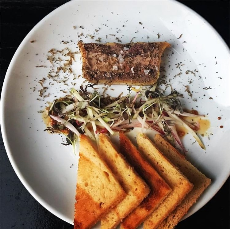 French Louie Foie Gras Terrine IG JPG