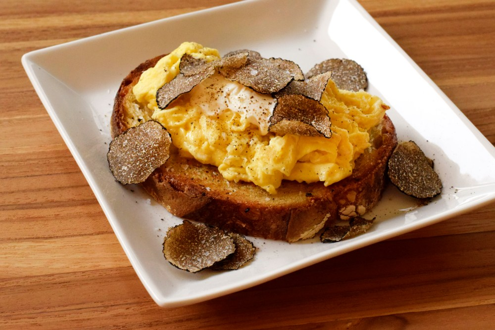 Soft Scrambled Eggs with Mascarpone and Truffles.JPG