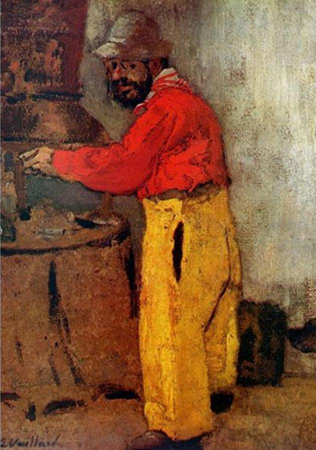 Toulouse-Lautrec Cooking