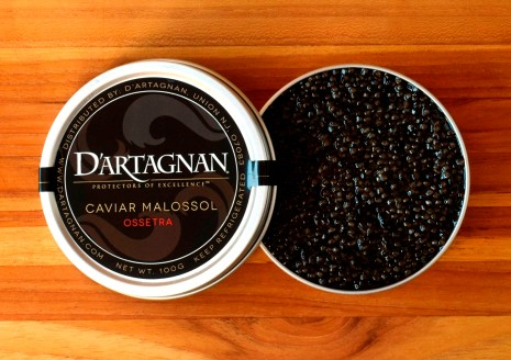 Caviar in Tin with Logo crop
