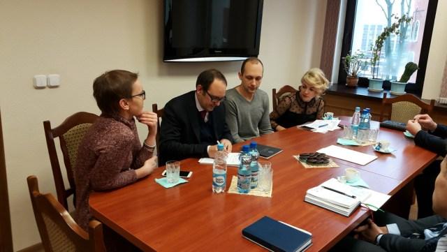 встреча с консультантом Стамбульского регионального центра ПРООН