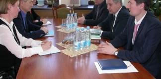 Состоялась встреча с председателем специализированного межрайонного суда по делам несовершеннолетних г. Астаны.