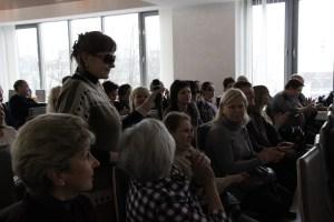 Светлана Каленчукова читает стихи о проекте путь к успеху