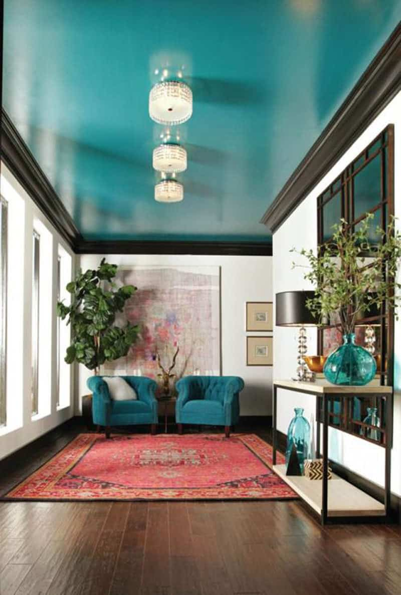 Decorating With Teal Interior Design Inspiration For Using The Color Teal