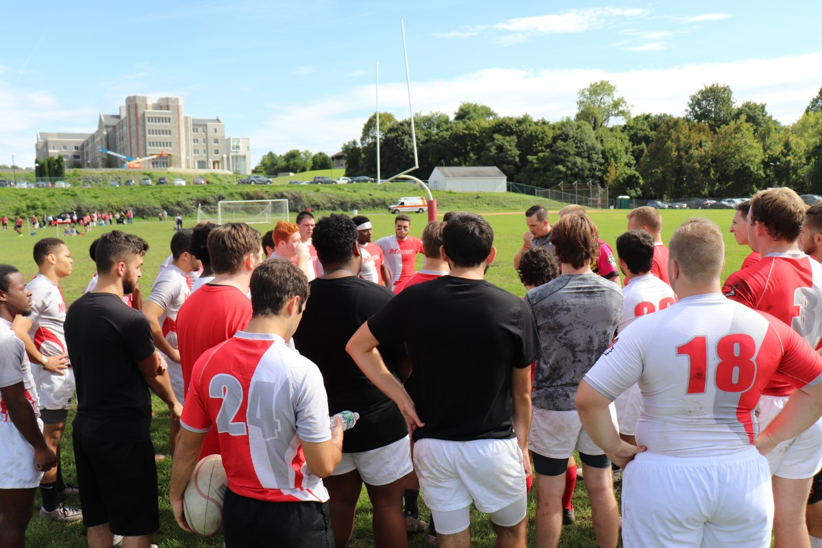 Head Coach James Kimberly Offers a New Beginning for Men's Rugby