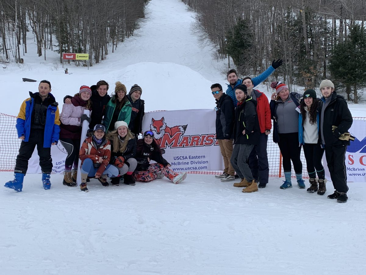 Marist Ski Team Sweeps on the Slopes