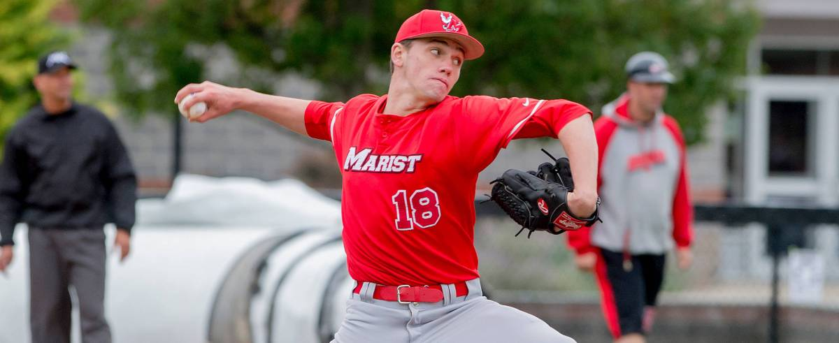 Conor McNamara: On the Mound Around the World