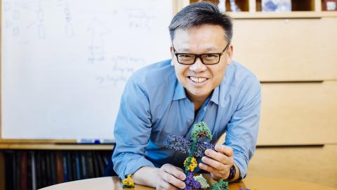 Wendell Lim, Petit Institute Distinguished Lecturer