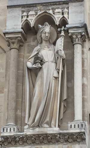 Image result for mary magdalene notre dame