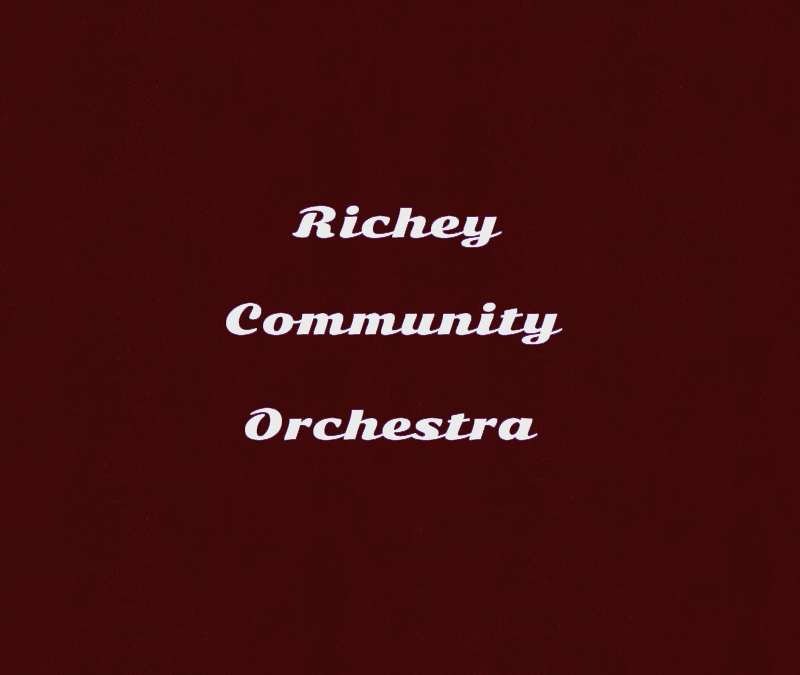 Richey Community Orchestra