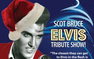 Elvis Tribute Show: Blue Suede Christmas