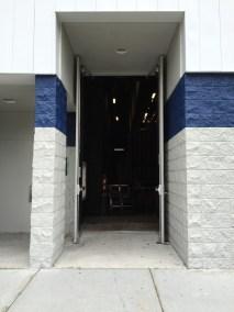 Load Bay Door