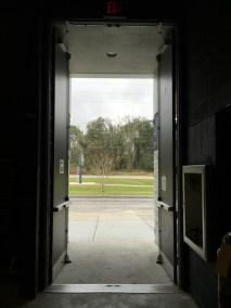 Loading Bay Door Interior