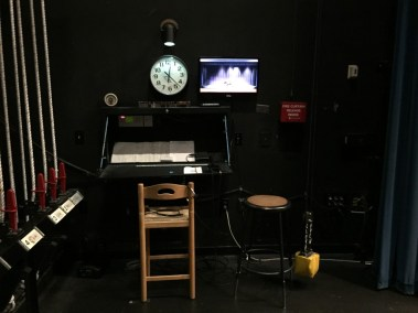 Stage Managers Desk
