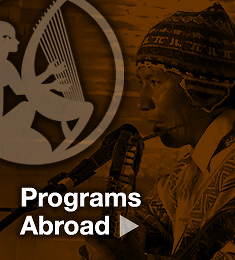 Welcome - Programs Abroad - The Center for World Music