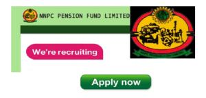 2021 Recruitment for Fresh Graduates at NNPC Pension Fund Limited