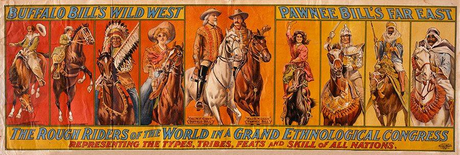 wild west poster ca 1910 1 69 112