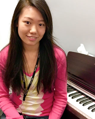 Esther Chung Piano, Strings and Voice Instructor