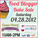 San Diego Food Blogger Bake Sale, April 28, 2012