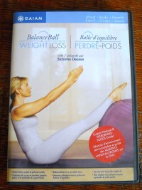 A work out DVD that you can do at home anytime