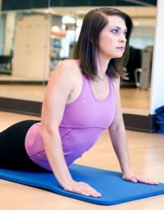 mood swings improvements try yoga