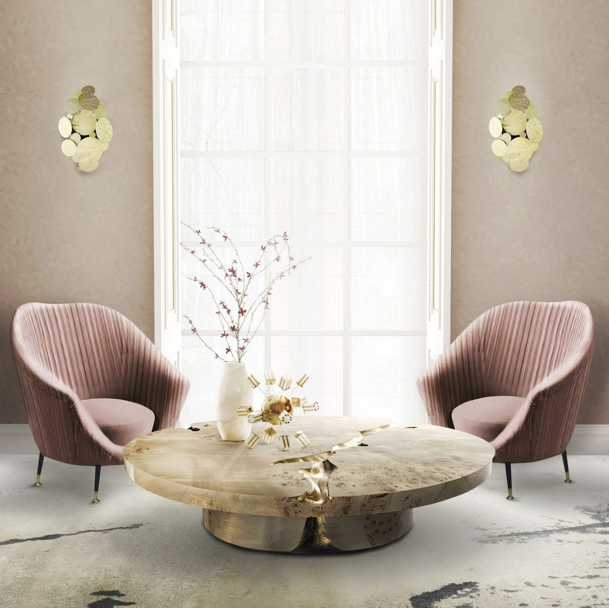 The Best Wooden Center Tables You Can Find Center Tables