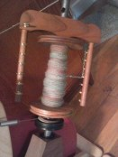 Spinning on the Ashford